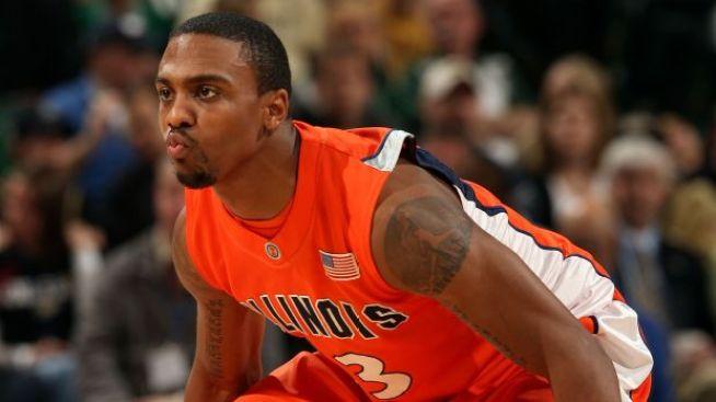 Junior Jordan Drops Basketball
