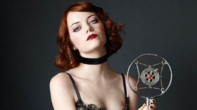 "Emma Stone Begins ""Cabaret"" Run and More"