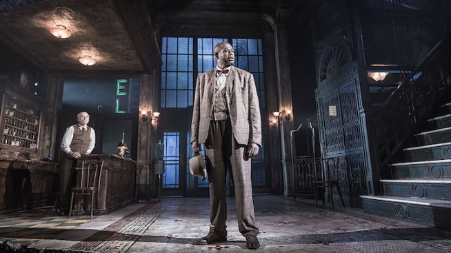 Forest Whitaker's 'Hughie' Will Close 10 Weeks Early