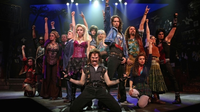 """The Search is Over"" for Broadway's ""Rock of Ages"""