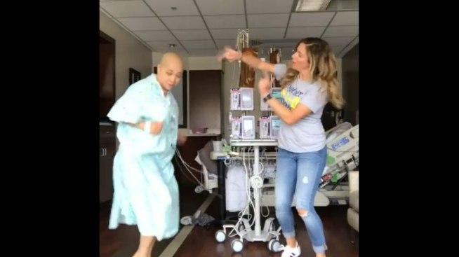 Woman who battled cancer in viral dance video dies