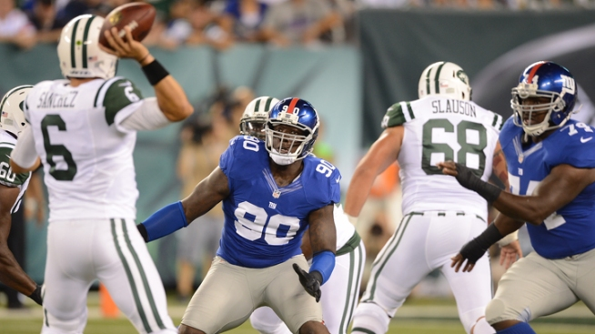 The Good, Bad and Ugly of the Giants-Jets Game
