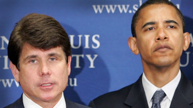 Obama Calls For Blagojevich to Step Down