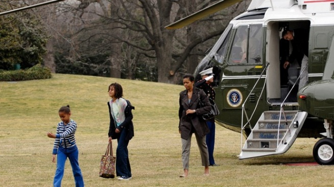 Why Don't the Obamas Spend More Time at Camp David?