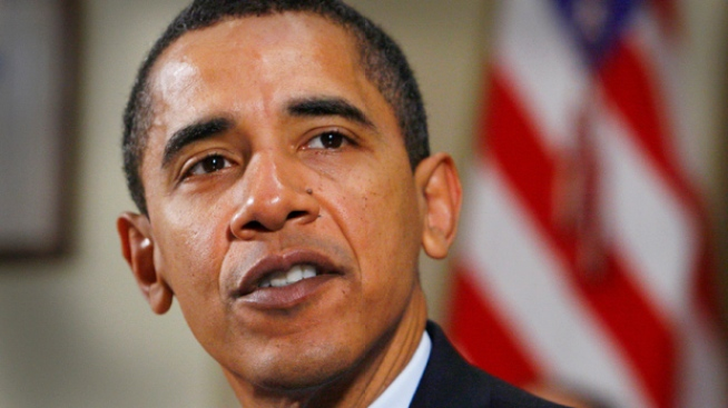 "Obama: Stimulus Bill ""On Target"""