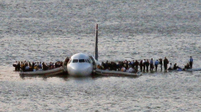 "Flight 1549 Audio: ""We're Gonna Be in the Hudson"""