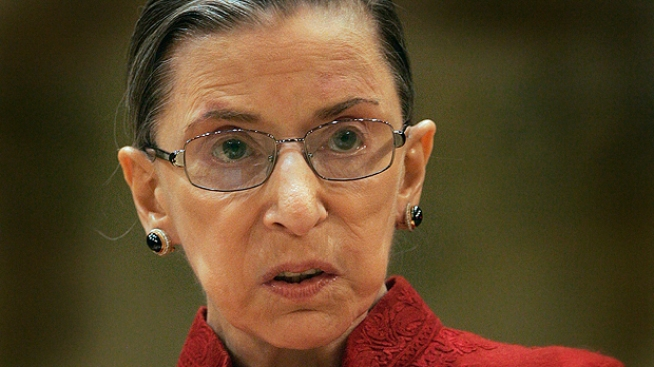 Justice Ginsburg Back in Court After Surgery
