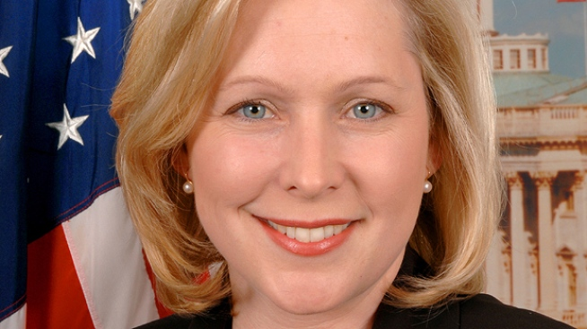 Sources: Rep. Gillibrand for NY Senate