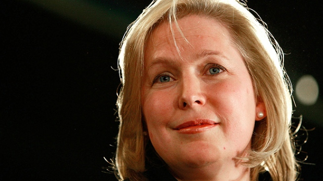 Gillibrand Trapped in Exile
