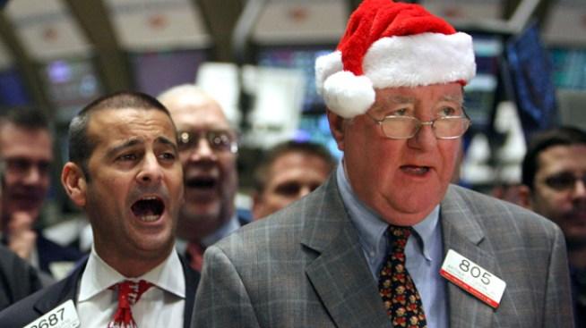 Dow Up a Bit, Jobless Up a Lot