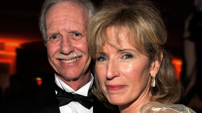 "Sullenberger ""Toast"" of VF Oscar Party"