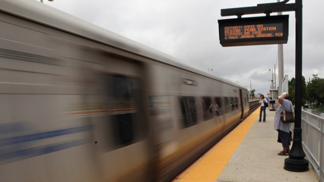 Alleged LIRR Pickpocket Caught Riding Train