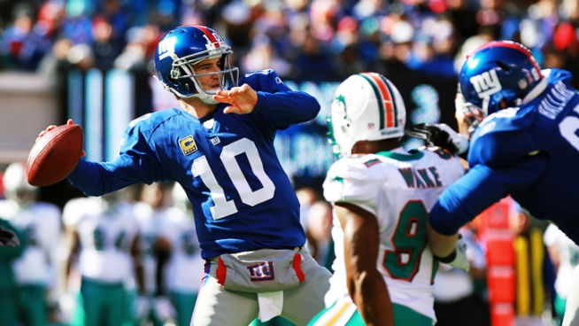 Eli Manning Still Isn't Pleasing Everybody