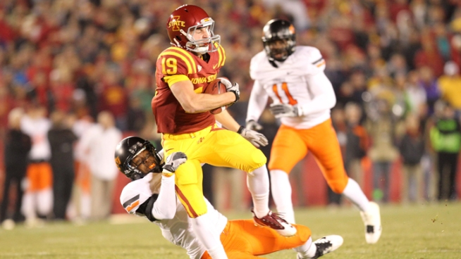 Iowa State Topples No. 2 Oklahoma State