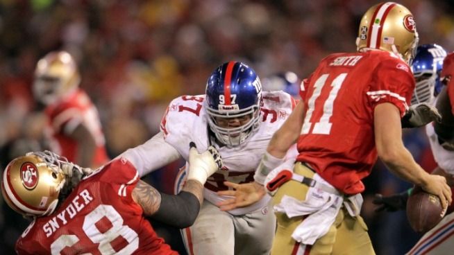 Verbal Sparks Add to Anticipation of Giants-49ers