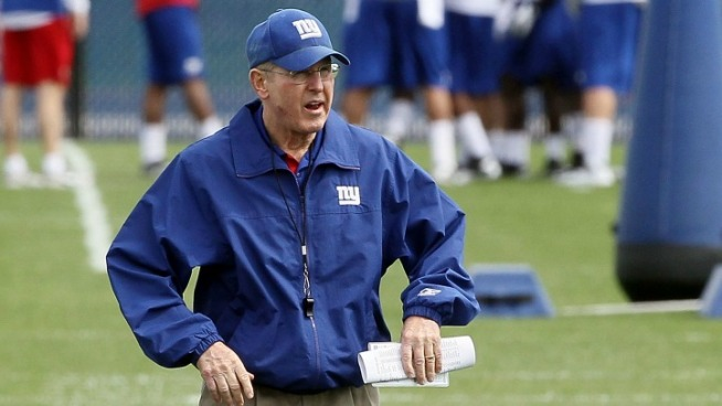 Giants Need to Restore Pride: Coughlin