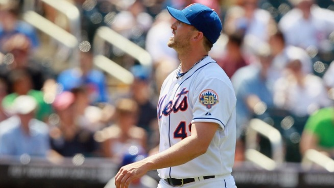 Mets Go Quietly Into the Break