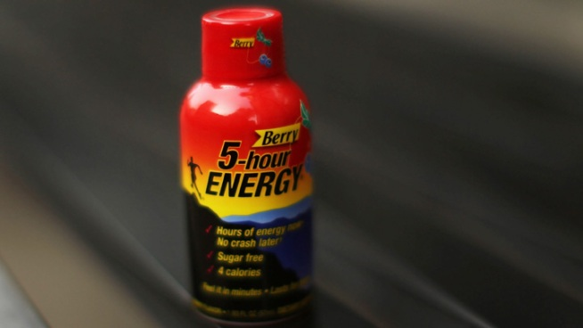 Energy Drinks Offer Little Benefit Besides Caffeine Boost: Report