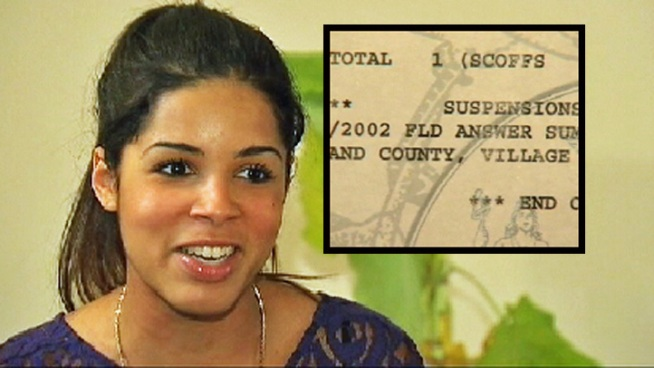 Woman Jailed in NYC for '02 Traffic Ticket