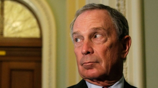 Bloomberg Blows Through $18.6M in Re-Election Effort
