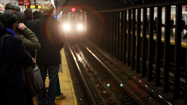 Man Jumps on Subway Tracks to Save Straphanger, Get to Work on Time