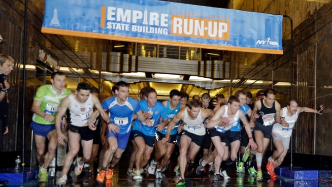 Aussies Win Annual Empire State Building Climb