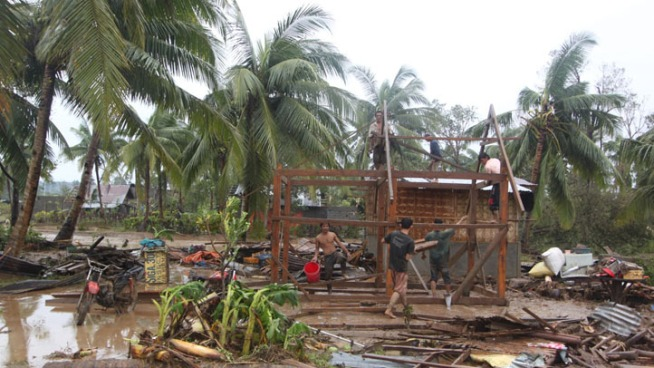 More Than 230 Dead in Philippine Typhoon