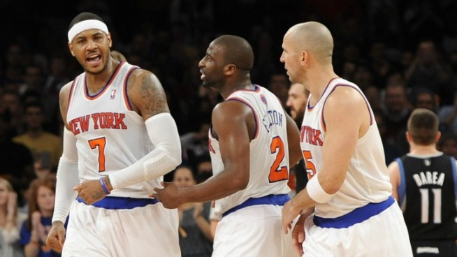 Two Fourth Quarters Color Melo's MVP Candidacy