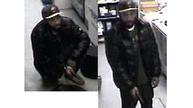 Police Seek Bronx Pharmacy Robber