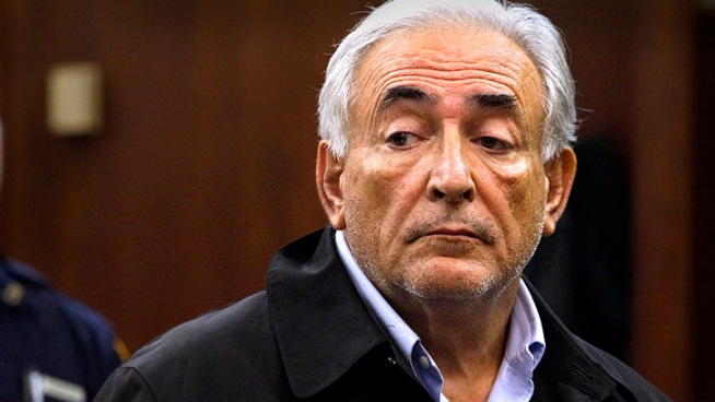 Dominique Strauss-Kahn, head of the International Monetary Fund, is now under suicide watch at Rikers Island, according to a law enforcement source.
