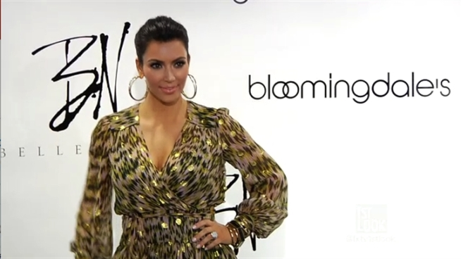 We recently sat down with Kim Kardashian at the preview of her Belle Noel jewelry line at Bloomingdale's to chat about her favorite late-night munchies, what she fights about with new hubby Kris Humphries, and why exactly she likes dead bodies.