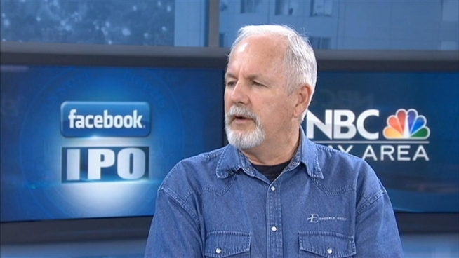 NBC Bay Area's Brent Cannon sits down with Tech Analyst Rob Enderle to discuss Facebook's new IPO. He talks about what that means for the bay area and compares it to other silicon valley giants.
