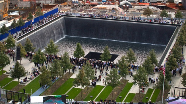 Sept. 11 Anniversary in New York