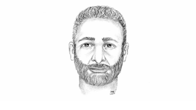 Police in a Westchester town are searching for a man in connection with the sex assault of an 18-year-old woman behind a church in May. Gus Rosendale has more