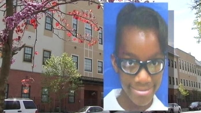 Police in East Orange are worried about a 10-year-old girl who appears to have run away from home. Brian Thompson reports.