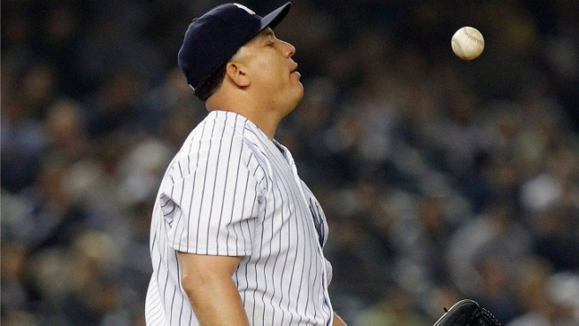 Bartolo Colon's Mojo Takes a Night Off