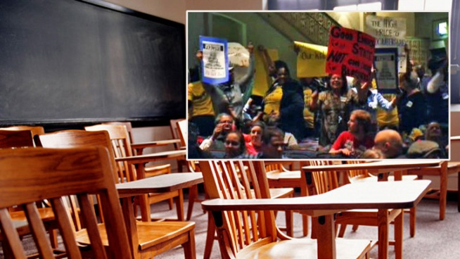 Brooklyn Parents Upset Over School Closures