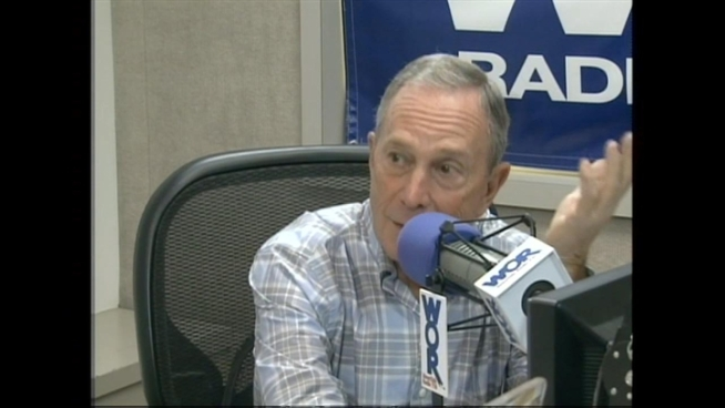 Mayor Bloomberg got testy on his radio show Friday morning while defending the delay in the city's bike-sharing program.