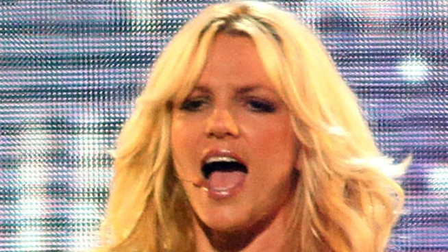 Britney Spears Nabs No. 1 Album