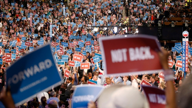 Memorable Moments From Democratic Conventions