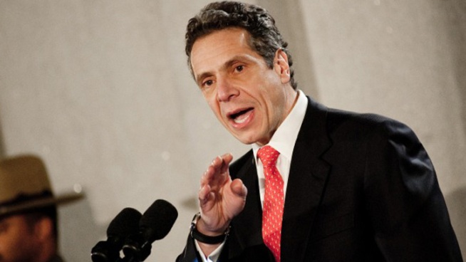 Cuomo Launches Citizen Town Hall Website
