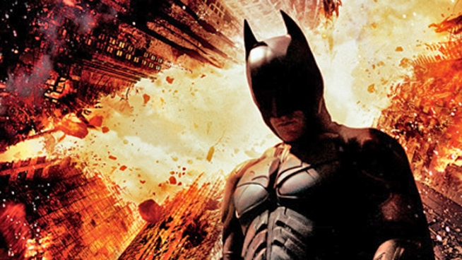 """Dark Knight Rises"" Trailer"