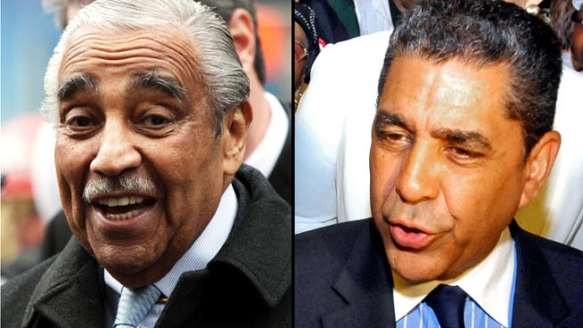 Rangel's Lead Widens in 2nd Day of Primary Ballot Count