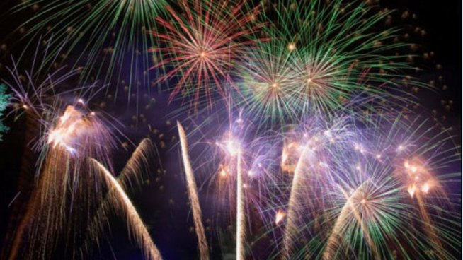 Where to Watch the Fireworks Monday