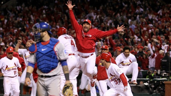 Game 6: Maybe the Most Exciting World Series Game Ever