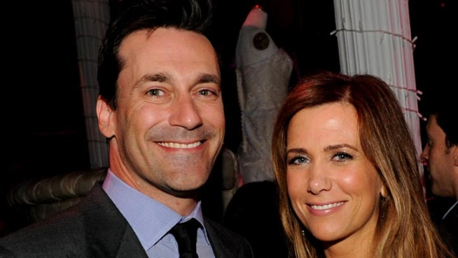 Jon Hamm attends the first ever Critics' Choice Television Awards where he chats about directing the first episode of the upcoming season of