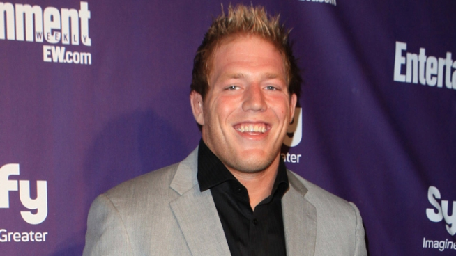 WWE Star Jack Swagger Arrested For Speeding, Marijuana Possession and DUI