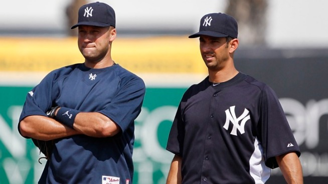 Don't Close the Door on The Jorge Posada Story Just Yet