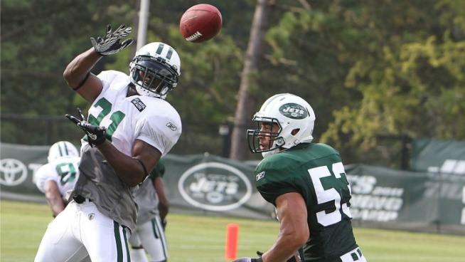 The Jets Miss Going Away to Camp