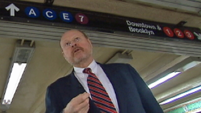 MTA Chairman and CEO Joe Lhota will resign this Friday and announce his candidacy for New York City mayor, transit sources tell NBC 4 New York.  News 4's Andrew Siff reports.